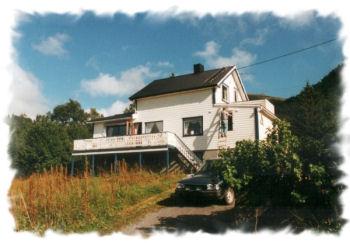 Ferienhaus in Lofoten.